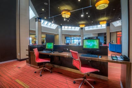 Business Center | Courtyard Killeen Marriott