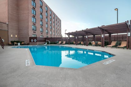 Sports Facility | Courtyard Killeen Marriott