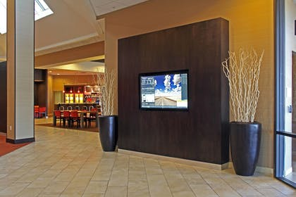 Hotel Interior | Courtyard Killeen Marriott