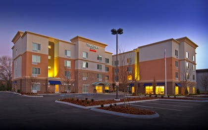 Exterior | Towneplace Suites Chattanooga Near Hamilton Place