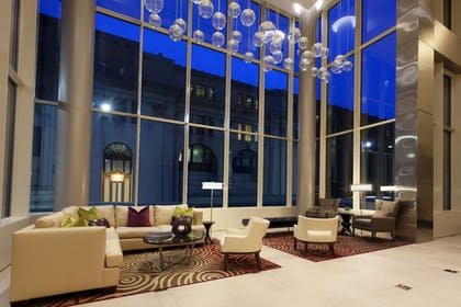 Lobby | Fairfield Inn & Suites New York Midtown Manhattan/Penn Station