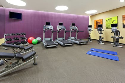 Fitness Facility | Fairfield Inn & Suites New York Midtown Manhattan/Penn Station
