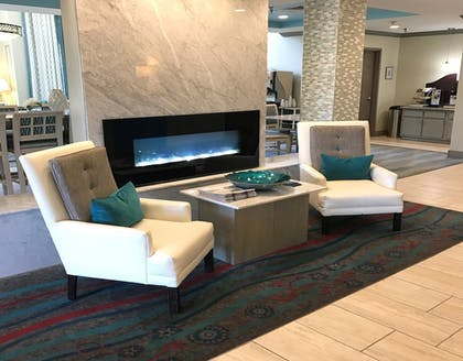 Hotel Interior | Holiday Inn Express Hotel & Suites Brookhaven