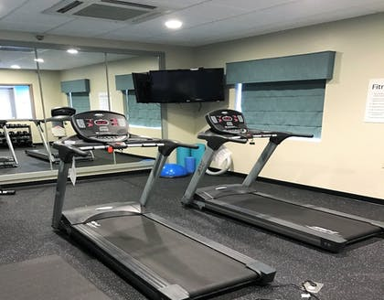 Fitness Facility | Holiday Inn Express Hotel & Suites Brookhaven
