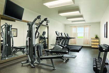 Gym | HYATT house Minot