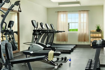 Fitness Facility | HYATT house Minot