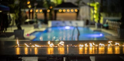 Outdoor Pool | Hollander Boutique Hotel