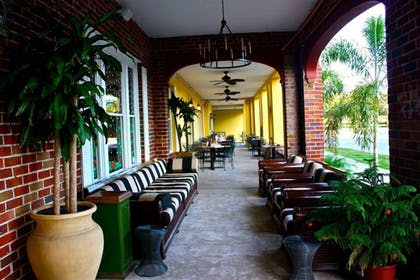 Porch | Hollander Boutique Hotel