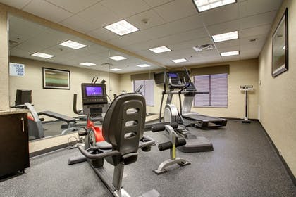Fitness Facility | Holiday Inn Express Hotel & Suites Natchez South