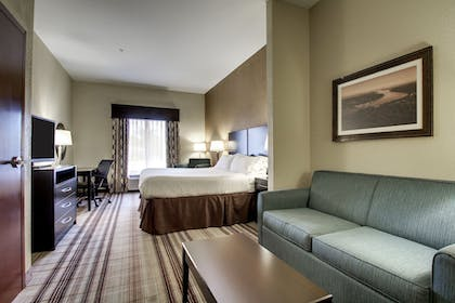 Guestroom | Holiday Inn Express Hotel & Suites Natchez South