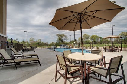 Pool | Holiday Inn Express Hotel & Suites Natchez South