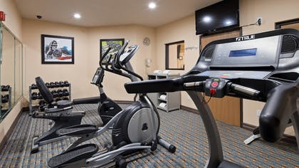 Fitness Facility | Best Western Plus Ruidoso Inn