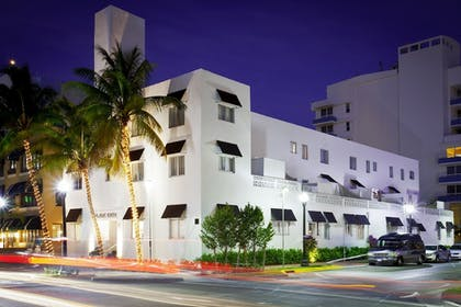 Hotel Front - Evening/Night | Blanc Kara - Adults Only