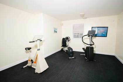 Gym | The Taber Inne & Suites