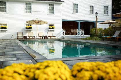 Outdoor Pool | The Red Lion Inn