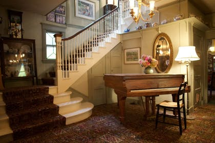 Staircase | The Red Lion Inn