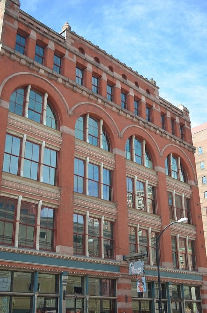 Hotel Front | Lofts on Pearl, Trademark Collection by Wyndham