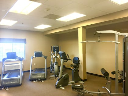 Fitness Facility | Hawthorn Suites by Wyndham Minot