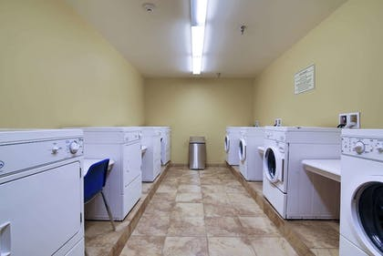 Laundry Room | Hawthorn Suites by Wyndham Minot