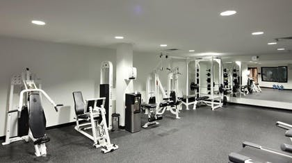 Gym | The One Boutique Hotel