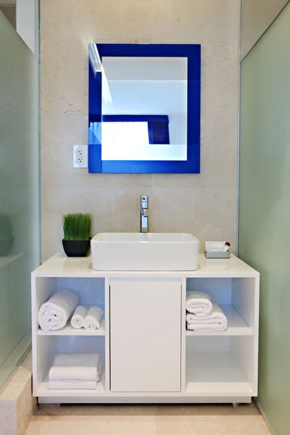 Bathroom Sink | The One Boutique Hotel
