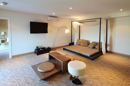 Living Room | The One Boutique Hotel