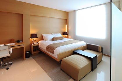Guestroom | The One Boutique Hotel