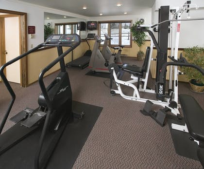 Gym | Wyndham Vacation Resorts Steamboat Springs
