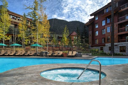 Outdoor Spa Tub | Grand Residences by Marriott, Tahoe - 1 to 3 bedrooms & Pent