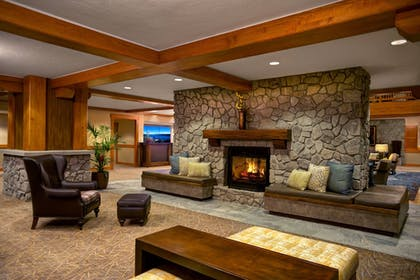 Lobby | Grand Residences by Marriott, Tahoe - 1 to 3 bedrooms & Pent