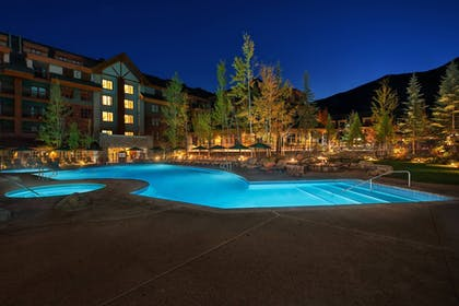 Outdoor Pool | Grand Residences by Marriott, Tahoe - 1 to 3 bedrooms & Pent