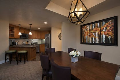 In-Room Dining | Grand Residences by Marriott, Tahoe - 1 to 3 bedrooms & Pent