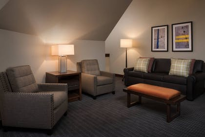 Living Area | Grand Residences by Marriott, Tahoe - 1 to 3 bedrooms & Pent
