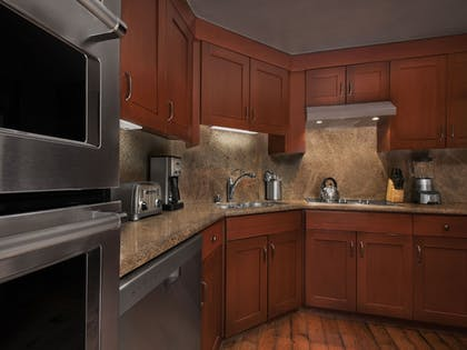 In-Room Kitchen | Grand Residences by Marriott, Tahoe - 1 to 3 bedrooms & Pent
