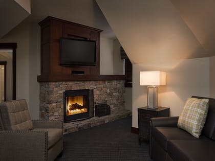 Living Room | Grand Residences by Marriott, Tahoe - 1 to 3 bedrooms & Pent
