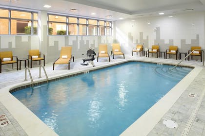 Indoor Pool | Courtyard by Marriott Cleveland University Circle