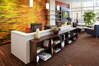 Business Center | Courtyard by Marriott Cleveland University Circle
