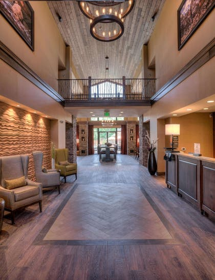 Lobby | Hampton Inn & Suites Springdale/Zion National Park