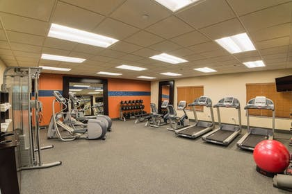 Fitness Facility | Hampton Inn & Suites Springdale/Zion National Park
