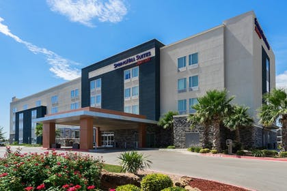 Exterior | SpringHill Suites by Marriott Midland Odessa