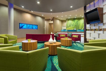 Lobby | SpringHill Suites by Marriott Midland Odessa