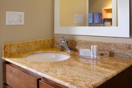 Bathroom | TownePlace Suites by Marriott Galveston Island