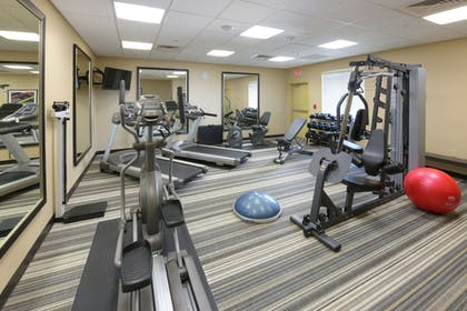 Fitness Facility | Candlewood Suites Odessa