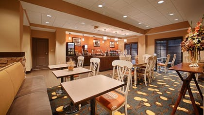 Dining | Best Western Plus Dayton Hotel & Suites
