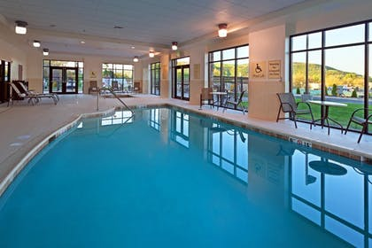 Indoor Pool | Best Western Plus Dayton Hotel & Suites