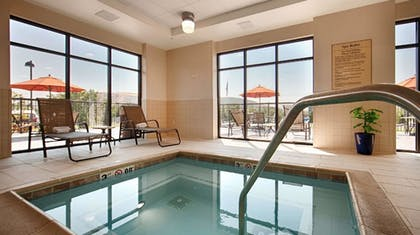 Pool | Best Western Plus Dayton Hotel & Suites
