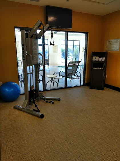 Fitness Studio | Best Western Plus Dayton Hotel & Suites