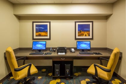 Business Center | Best Western Plus Dayton Hotel & Suites