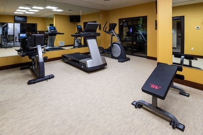 Sports Facility | Best Western Plus Dayton Hotel & Suites