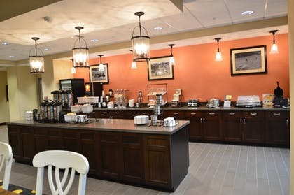 Breakfast Area | Best Western Plus Dayton Hotel & Suites